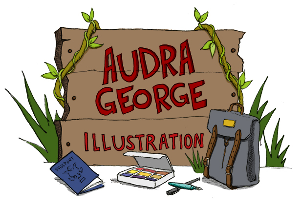 Audra George Illustration